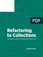 Refactoring to Collection Loop