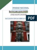 Derecho Constitucional Peruano - Caso Chacon