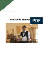Manual de Bienvenida Hotel