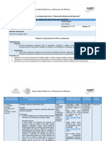 Planeacion_Unidad 3_Características de POO y Excepciones