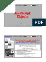 JavaScript 5 Objects