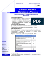 Informe Mensual Setiembre 17