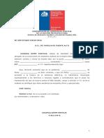 AUDIENCIAS - Se Certifique Ejecutoria EKP