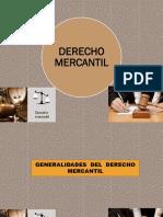 Clase de Derecho Mercantil