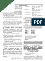 Precedentes de observancia obligatoria referentes a Independización y Emplazamiento de Titular Registral (Registro de Predios), y a la Orden de Captura (Registro Vehicular)