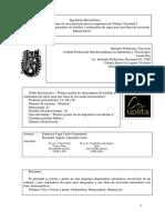 Protocolo Puesta a Punto Ordenadora de Tapas Upiita Ipn