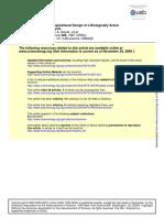 Computational Protein Design - Science