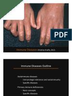 Immune Diseases Color