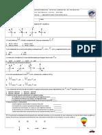 Examen de Analisis Vectorial