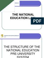 Romanian Educational System