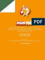SAMVAL Code 2009.pdf