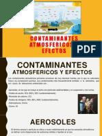 Contaminantes Atmosfericos y Efectos (1)
