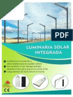 Luminaria 3300-30W