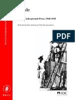 101_guide Dutch Underground Press 1940-1945