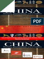 0001 CHINA Historia Pensamiento Arte y Cultura