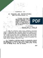 L+ëVI-STRAUSS, Claude. A no+º+úo de estrutura em etnologia.pdf