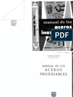Materiales- George Istrati- Manual de Los Aceros Inoxidables