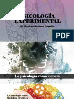 PSICOLOGÍA Experimental Clase