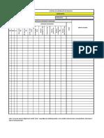 Formato Registro Mensual Generadores