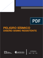 NEC SE DS Peligro Sísmico Parte 1