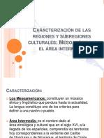 Mesoamérica y El Área Andina