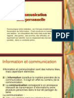 Intro à La Communication