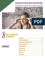 Alternativas Para Tratamento Da Dependência Química e Outros Transtornos