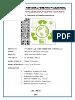 Composteje en El Distrito de Ventanilla-geografia 2017