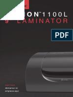Gbc Swingline Fusion 1100l 9 Inch Instruction Manual