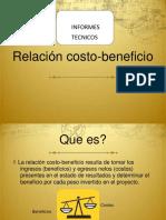 Costo y Beneficio