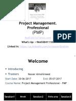 Master PMP Presentation