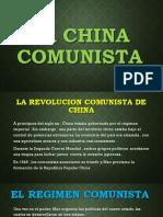 La China Comunista
