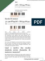 Escalas musicais 02