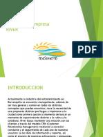 Orden de Las Diapositivas Creacion de Empresas