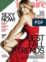 Marie Claire USA November 2014