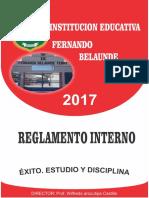 Reglamento Interno Actualizado y Aprobado 2017 (1)