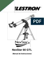 Nexstar-80gtl