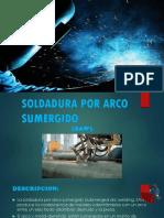 Arco Sumergido (SAW) (1)