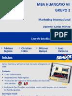 Caso Bembos - Grupo 2