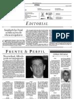 Os benefícios tributários dos investidores no Peru. Publicado 26.08.2010 en Jornal Do Comercio de Manaus[1]