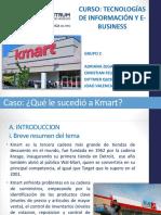 Qué Le Sucedió a Kmart caso