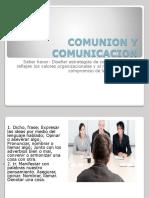 Comunion y Comunicacion Unidad III Fsc IV
