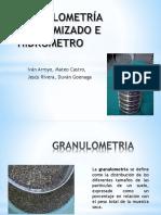 Granulometria Por Tamizado e Hidrometro
