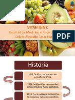 Vitamina c CLASES