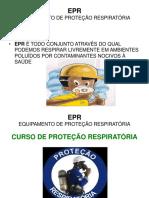12 - Equipamento de Proteção Respiratoria