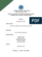 Finanzas Sistema Dupont