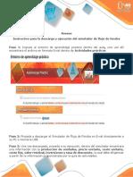 Instructivo Para La Descarga y Ejecución Del Simulador de Flujo de Fondos
