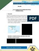 Costeo de La Cadena de Distribuciòn Fìsica Internacional