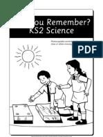 Revision Assessment of All Ks2 Stuff
