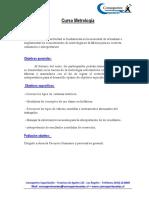 Cursometrologia